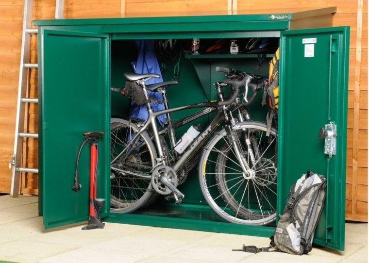 almacenar bicicletas