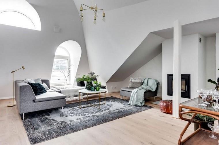 apartamento atico diseno moderno concept saltin diseno