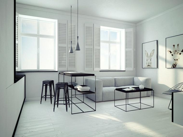 Decorar pisos peque os trucos y consejos realmente tiles - Como decorar un apartamento ...