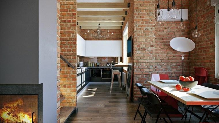 Ideas para decorar un piso peque o de estilo loft - Decorar piso pequeno ...