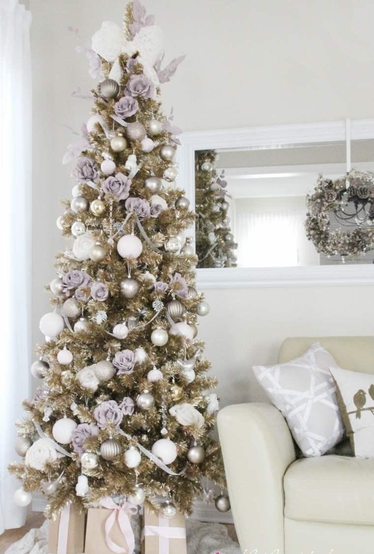Rboles de navidad decorados ideas interesantes - Ver arboles de navidad ...