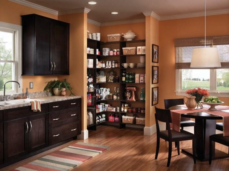 armarios de cocina modernos