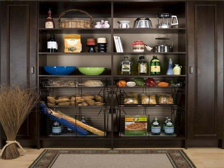 Despensas de cocina para ganar espacio - Mueble despensa cocina ...