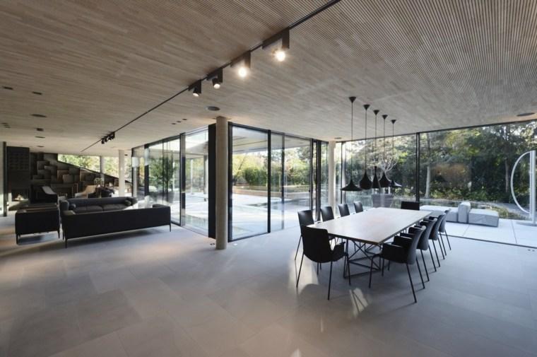 arquitectura y diseño con detalles modernos