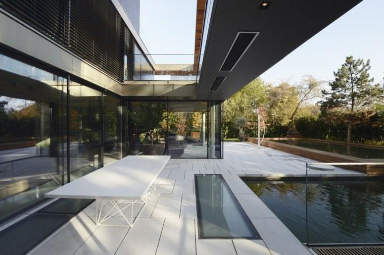 arquitectura y diseño muebles patios
