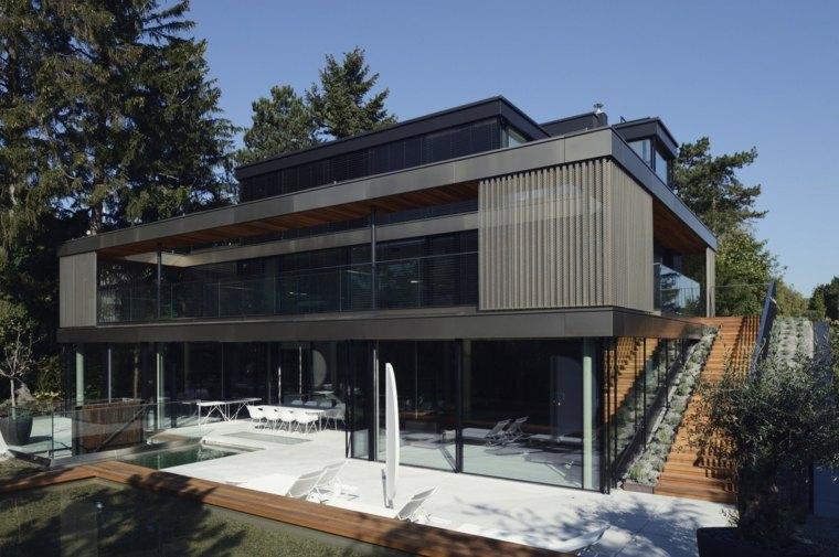 arquitectura y diseño de espacios modernos