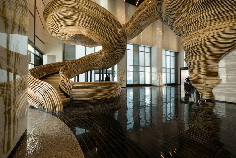 arquitectura y diseno escaleras oded halaf tomer gelfand ideas