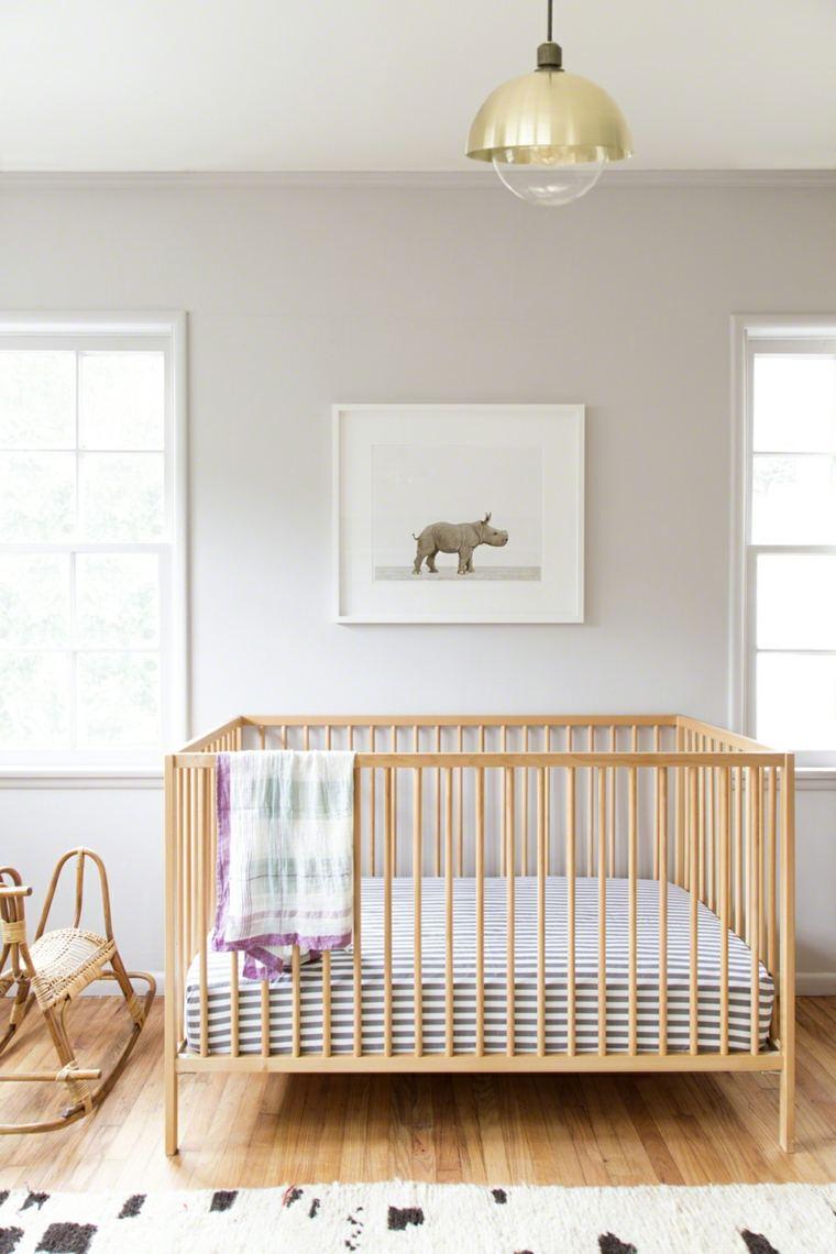 Como decorar una habitacion ideas geniales para todos - Habitacion bebe original ...