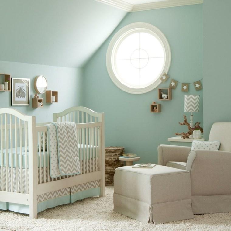 Como decorar una habitacion ideas geniales para todos - Como decorar una habitacion de bebe ...