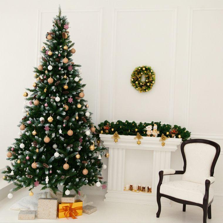Arbol navidad moderno estrellas de navidad para decorar for Ideas para decorar la casa moderna