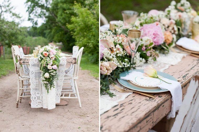 boda vintage opciones cobinar estilos ideas