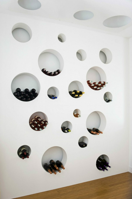 bodegas circulares paredes estilos depositos