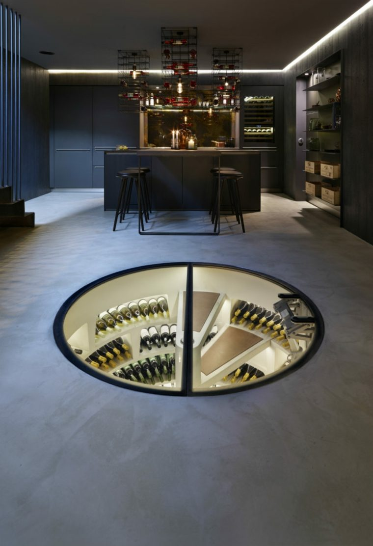 bodegas modernas especiales ideas muebles