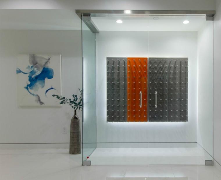 bodegas vidrio puertas estilos luves