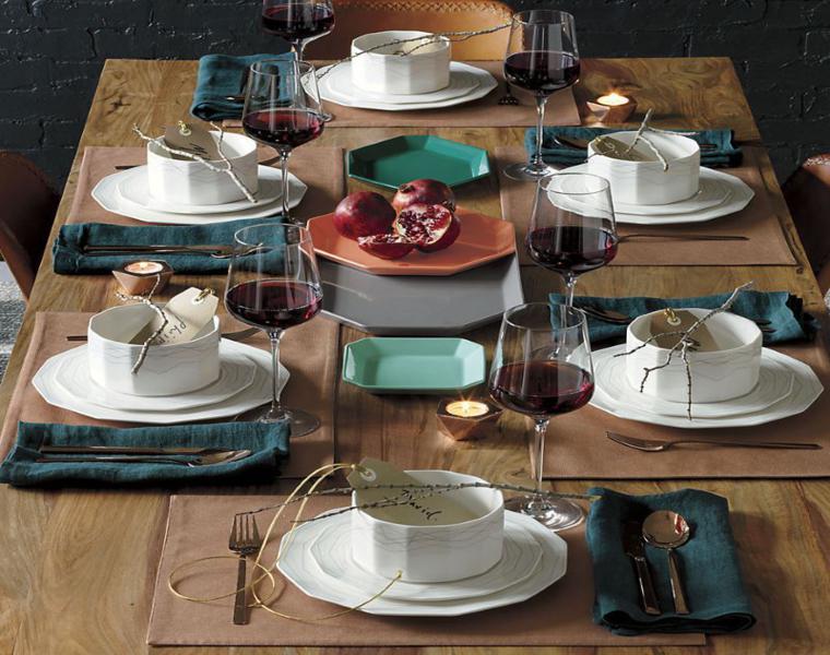 bonita mesa estilo moderno