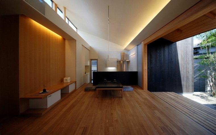 bonito diseño interior estilo moderno