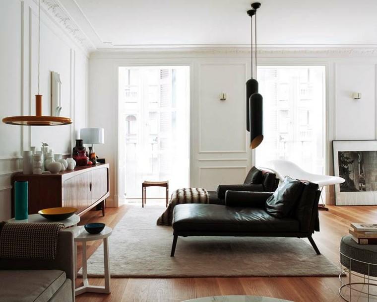 bonito diseño sala estar