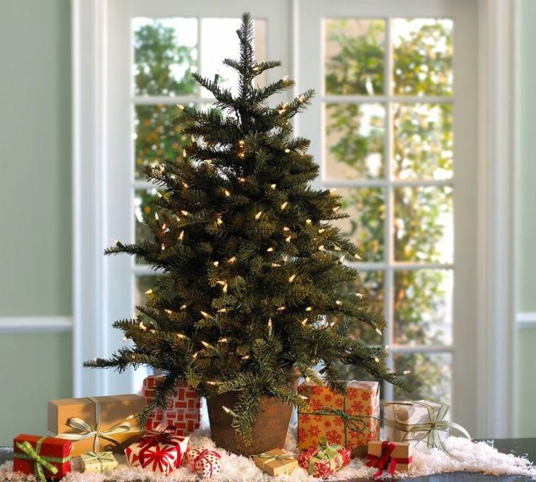 bonito arbolito navidad regalos