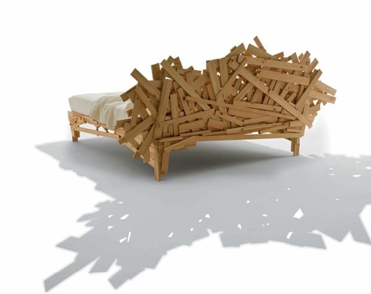 cabeceros de cama impresionante diseño