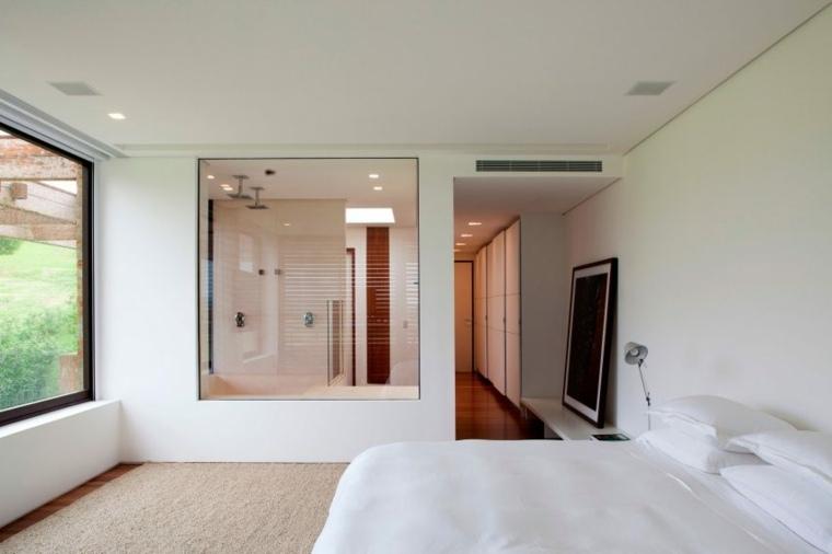 casa de campo brasil diseno dormitorio ideas