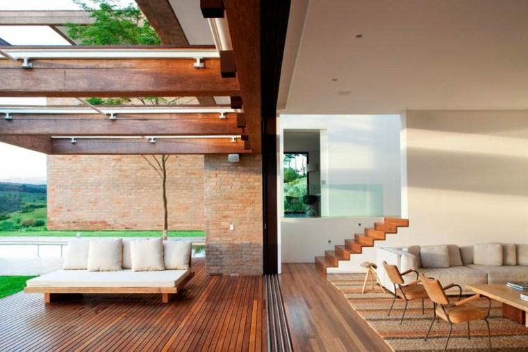 Casa De Campo Brasil Espacios Abierto Ideas
