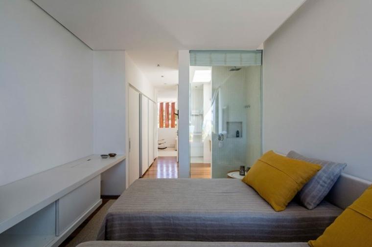 casa en la playa brasil diseno dormitorio pequeno ideas