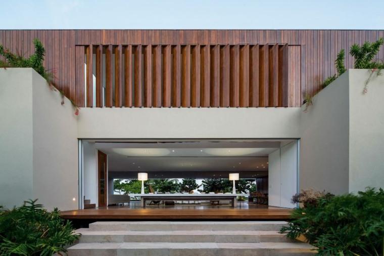 casa en la playa brasil diseno moderno hogar estilo ideas