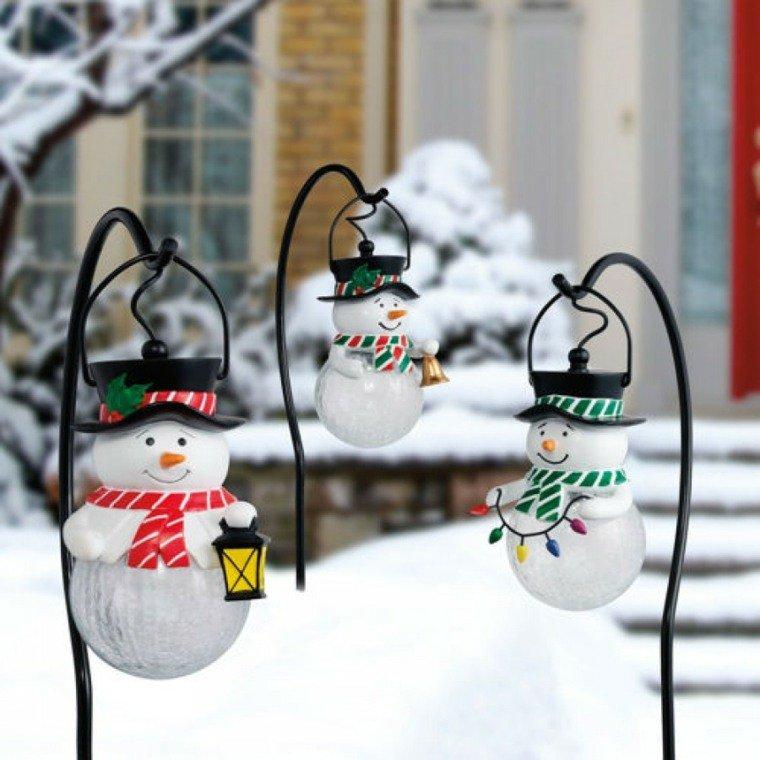 casa jardin adornos navidad opciones ideas