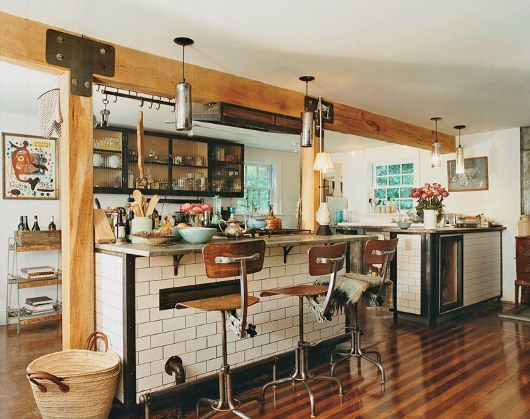 Cocinas r sticas los mejores ejemplos del estilo for Ver cocinas rusticas