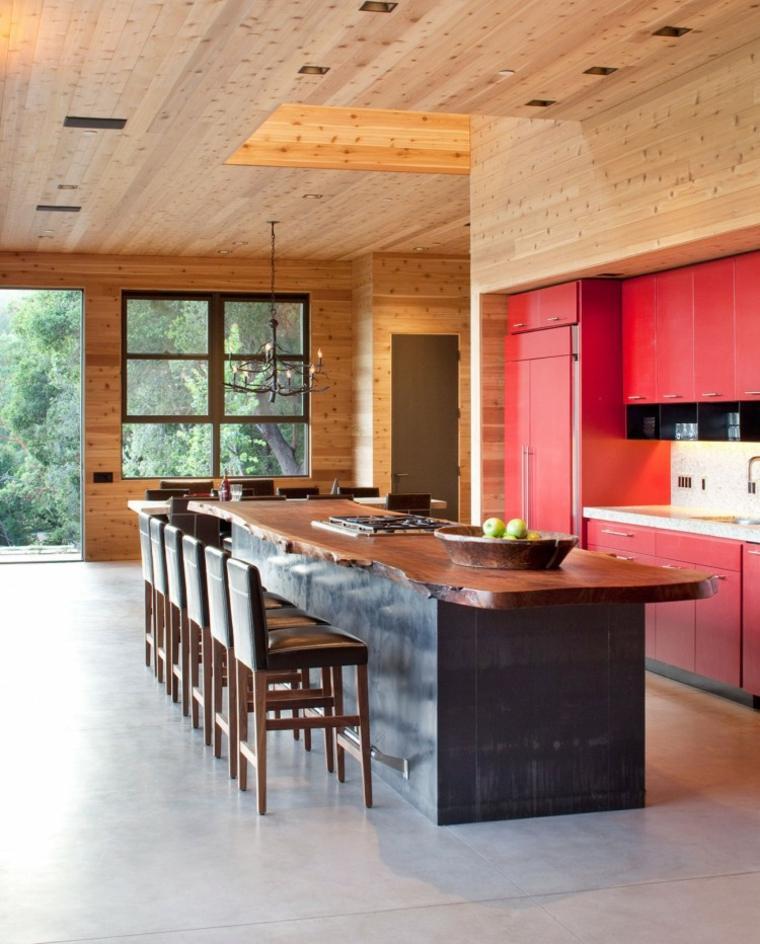 cocinas rusticas diseno contemporaneas ccs architecture ideas