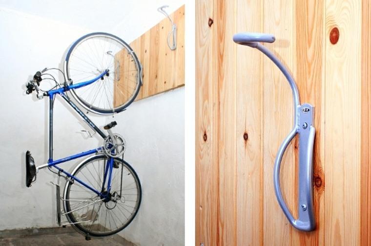 colgador para bicicletas pared