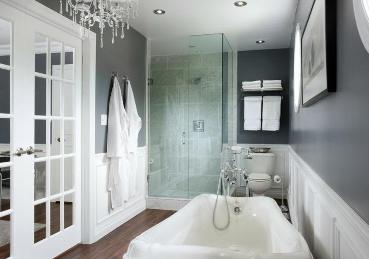 color gris baños atractivos funcionales lamparas