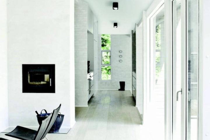 Pasillo largo y estrecho free pintar un pasillo estrecho for Como decorar un pasillo largo y estrecho