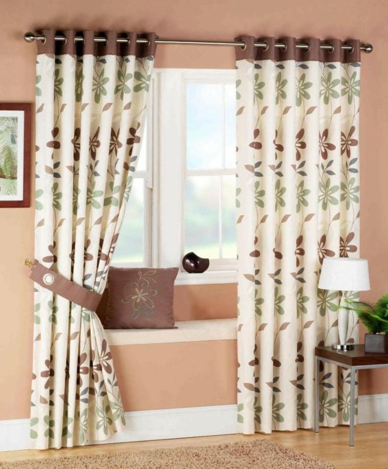 Decorar con cortinas el interior de casa