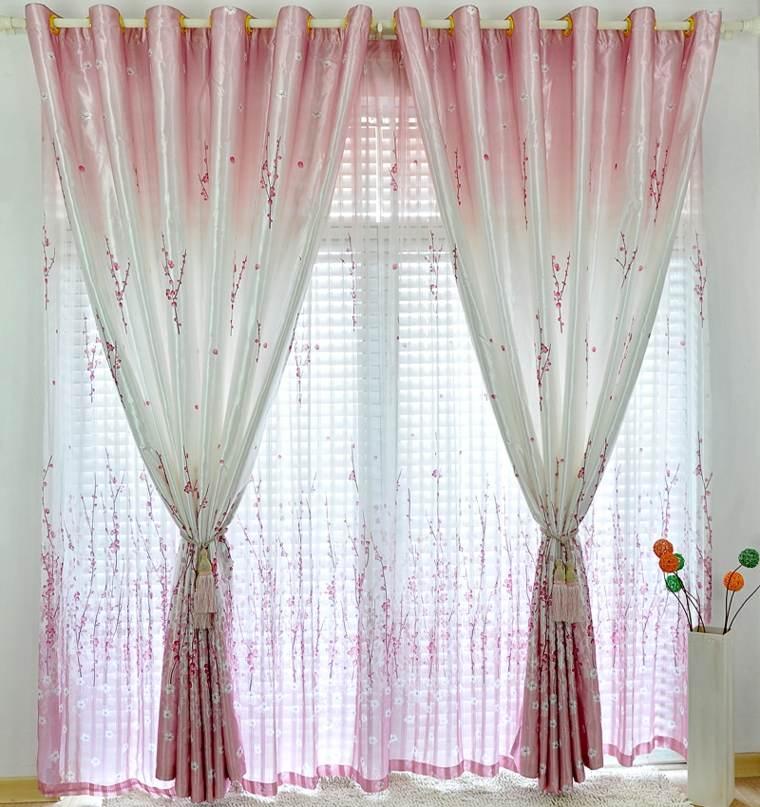 cortinbas y decoración