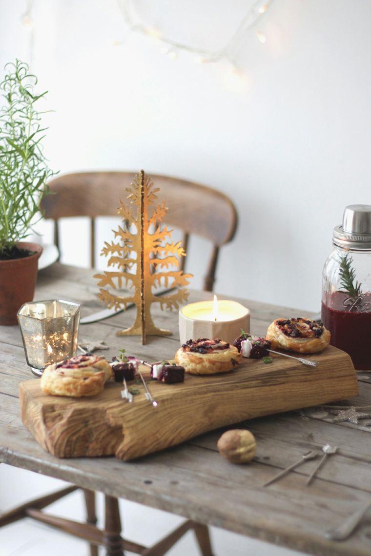 cosas de navidad decoracion centro mesa ideas