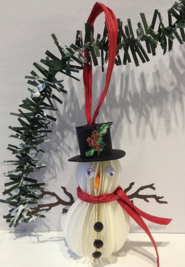 Cosas de navidad 43 ideas de manualidades para decorar la casa - Cosas de navidad para hacer en casa ...