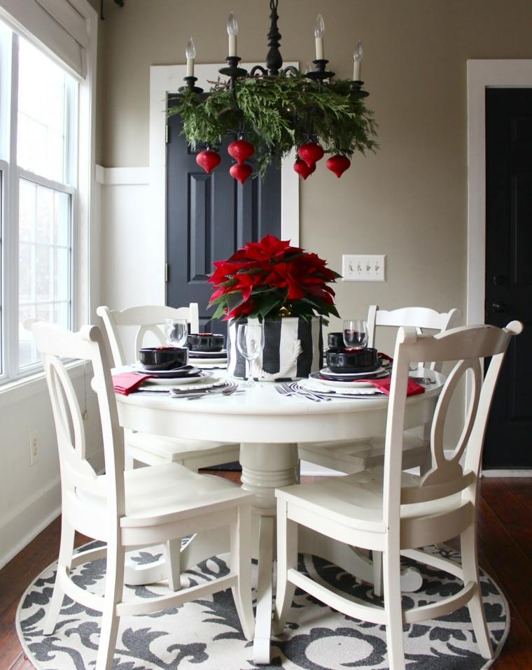 Ideas para decorar tu casa en navidad de forma sencilla - Decoracion navidena sencilla ...