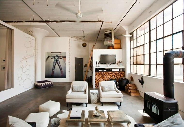 Ideas para decorar un piso peque o de estilo loft - Decoracion loft pequeno ...