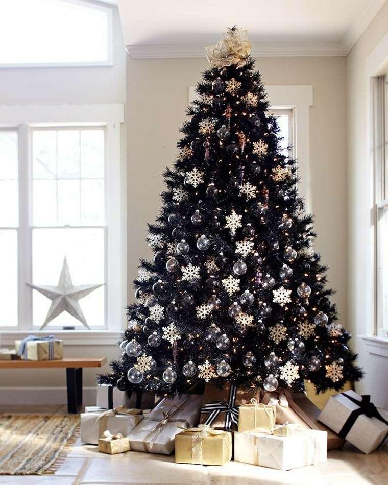decoración de árboles navideños