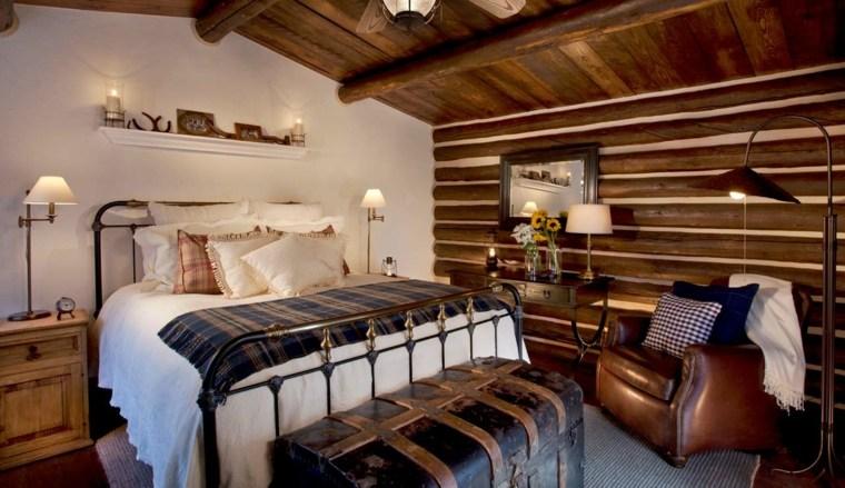 decoración de madera para paredes interiores