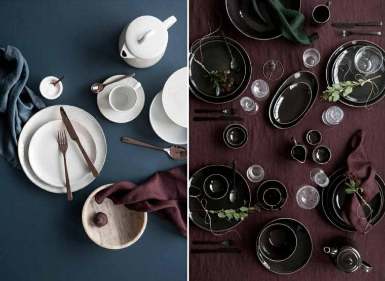 decoración de mesas originales