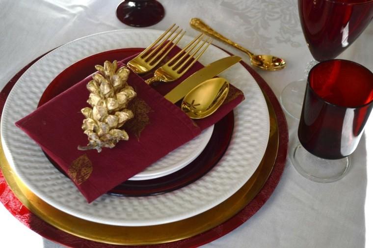 decoración de mesas para fiestas otoño
