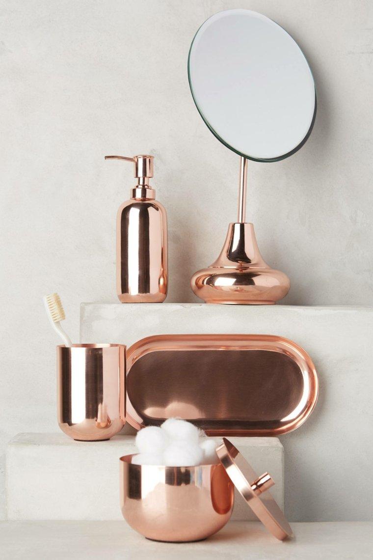 Decoraci n original con cobre para el interior - Objetos fabricados con cobre ...