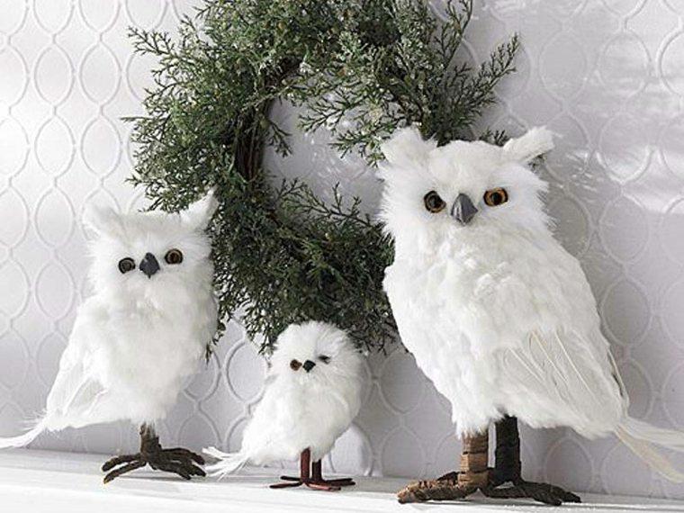 decoración para navidad fácil interior