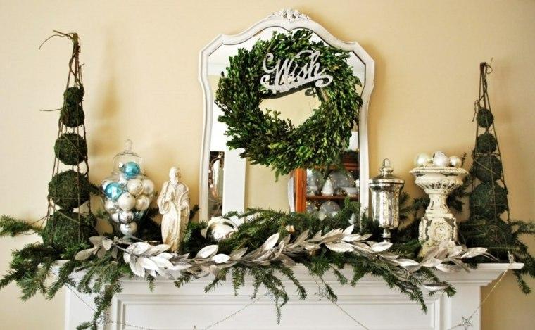 decoración para navidad fácil