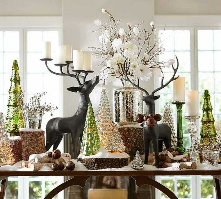 Decoraci n para navidad f cil para el interior - Decoraciones originales para casas ...