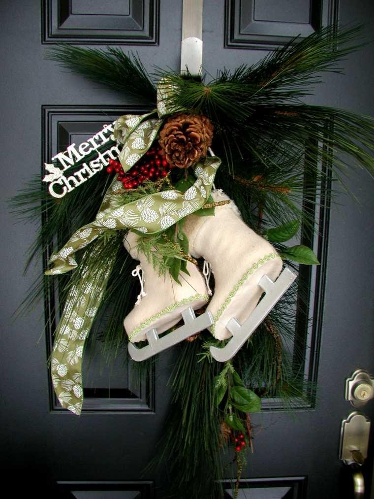 decoración para puertas
