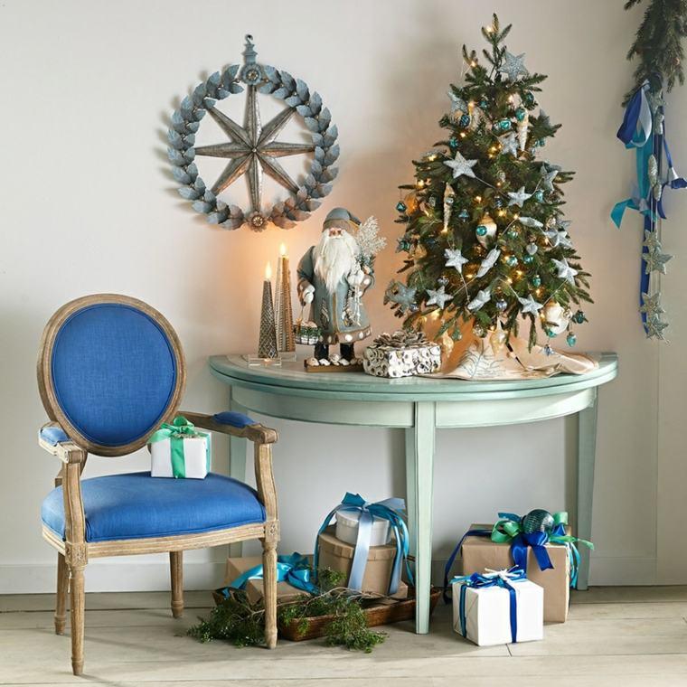 Decorar en navidad el interior de casa - Decoraciones de hogar ...