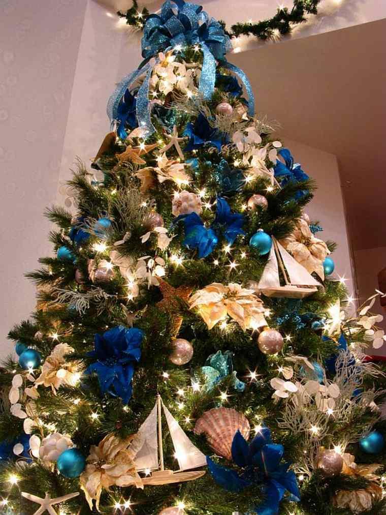 Rboles de navidad decorados ideas interesantes - Arboles de navidad elegantes ...